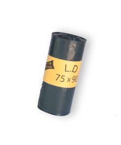 אשפתון 7590 LD שחור -25 יח'