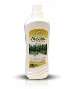 נוזל מבשם ומחטא רצפות בניחוח יערות הגשם - J-FRESH