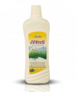 נוזל מבשם ומחטא רצפות בניחוח פרחי אביב - J-FRESH