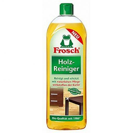 נוזל ניקוי וטיפוח משטחי עץ FROSCH