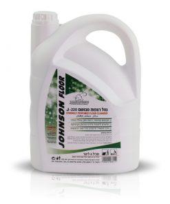נוזל רצפות איכותי J220 ארבעה ליטר