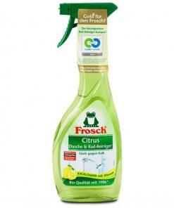 שפריצר אקולוגי לניקוי מקלחונים על בסיס לימון FROSCH