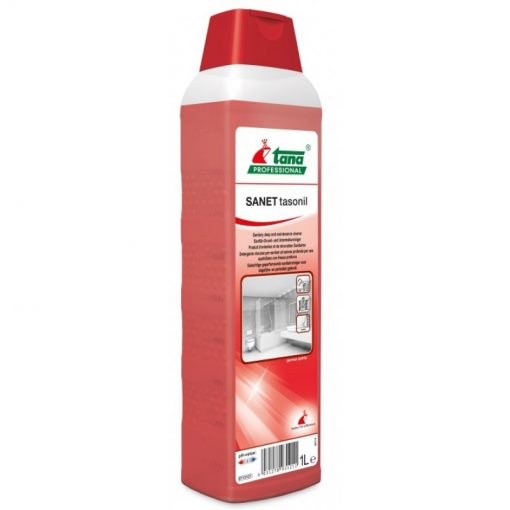 TASONIL - ג'ל ריחני ואנטי בקטיראלי לניקוי חדרי רחצה ושירותים ומומחה ב