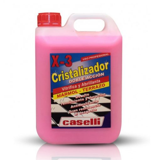 X-3 קריסטליזטור ורוד להברקה שישה קילו